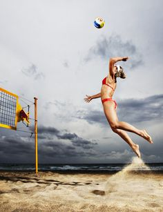 Red Bull Volleyball