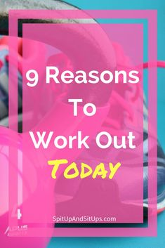 Looking for motivation to start your workout? Here are nine reasons you should workout immediately after reading! Health And Fitness Tips, Health And Wellness, Health Tips, Parenting Memes, Parenting Advice, Work Motivation, Fitness Motivation, Workout Quotes, Workout Ideas