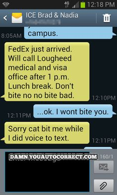 funny auto-correct texts - The 31 Funniest Autocorrects Of October 2014!