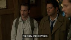 Dean And Castiel, Fictional Characters, Fantasy Characters
