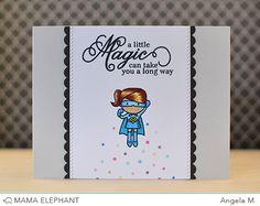 mama elephant | design blog: INTRODUCING: Magic Moments