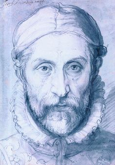 Giuseppe Arcimboldo (1526-93), Self-Portrait  1571-76