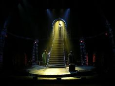 Image result for lights are creating something of interest theatre