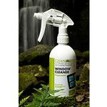 Clean Conscience - Window & Glass Cleaner - Palm Oil Free - Australia made. Available from Eco Office Supplies www.ecooffice.com.au