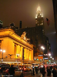 Grand Central Station - New York City