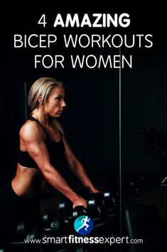 biceps workout 4 Amazing Bicep Workouts for Women To Make Your Arms Strong Mens Bicep Workout, Back And Bicep Workout, Biceps Workout, Back And Biceps, Gym Workouts, Good Bicep Workouts, Workout Fitness, Best Biceps, Bicep Muscle