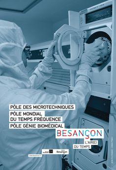 Besançon, pôle microtechnique & génie biomédical Public, Genie, Rural Area