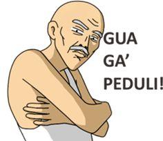 Solihin Si Kakek Kekinian 2 by Elita Sari Quotes Gif, Cartoon Jokes, Funny Stickers, Line Store, Funny Photos, Humor, Memes, Emoticon, Fictional Characters