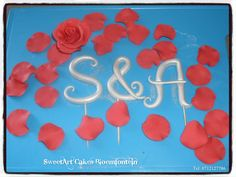 SweetArt Cakes Bloemfontein supply cakes, cupcakes, fondant cake & cupcake toppers.    For info & orders, email Sweetartbfn@gmail.com or call 0712127786