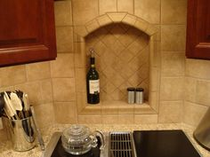 Kitchen Niche I Don T Have A Location Picked Out For This I