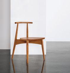 The Portland Chair, designed for Thomas Moser » Phloem Studio