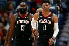 Dove eravamo rimasti? Rockets 2019-2020  Record:40-24 Partecipazione ai Playoff: 100% Miglior giocatore per punti: James Harden (34,4, primo nella lega) Rimbalzi: Russell Westbrook (8,1) Assist: Russell Westbrook (7,0)  Houston ha conquistato matematicamente l'accesso alla seconda fase, ma la sua posizione è ancora incerta, data la brevissima distanza sia dalle squadre che la precedono (Utah Jazz e Oklahoma City Thunder) che dai Dallas Mavericks, a sole 3 sconfitte di distacco.  Allo stato attua James Harden, Russell Westbrook, Live Wire, Minnesota Timberwolves, Nba News, Utah Jazz, Dallas Mavericks, Oklahoma City Thunder, Houston Rockets