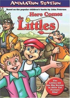 The Littles ~ Saturday morning cartoons. When saturday morning cartoons were worth getting up for Watch Cartoons, Cool Cartoons, Retro Cartoons, Classic Cartoons, Kids Makeup, Saturday Morning Cartoons, Internet Movies, School Memories, Kids Shows