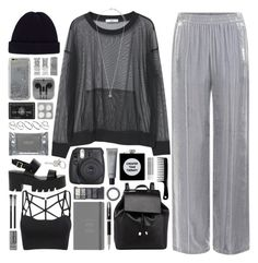 """""""251116"""" by rosemarykate ❤ liked on Polyvore featuring MANGO, Ganni, Windsor Smith, Pieces, Barneys New York, Paul Smith, Parker, ASOS, MAC Cosmetics and Korres"""