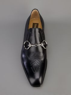 Cesare Paciotti Contrast Punch Hole Loafer - - Farfetch.com