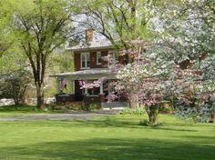 Lexington Virginia Bed & Breakfast Inn Lexington VA B Inns, Lodging & Accommodations Shenandoah Valley