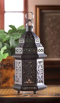 MOROCCAN STYLE LANTERN - Eaglecraz Gifts