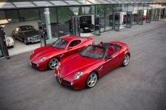 2008 Alfa Romeo 8C Competizione - Coupe | Classic Driver Market