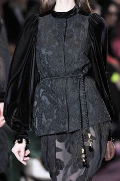 GIO KATHLEEN: CLOSE UP Gucci Fall 2012