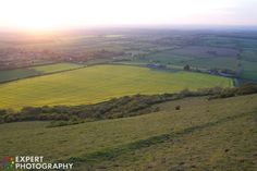 Devils Dyke Sunset 2012 05 13 at 21 27 55 74 Where to Focus When Taking a Photo