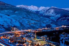White hot: 3 of the world's most luxe ski resorts. Les Trois Vallées, France (Courchevel).
