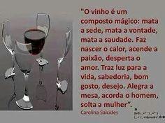 #Vinho & #Frases ☆ ♡