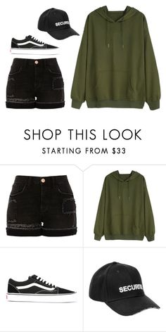 """Min Jeong- Suffocated 2"" by ifrancesconi on Polyvore featuring River Island, Vans and Vetements"