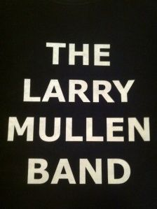 The Larry Mullen Band :)