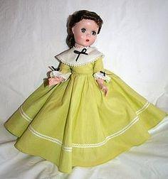 "14"" 1955 Alexander Jo, Little Women, Rare, orig., tag - Athena's Collectibles #dollshopsunited"