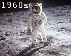 """One small step..."" July 20, 1969"