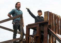 The Walking Dead cerró temporada