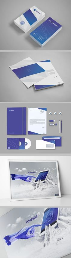 Beliveo - interactive agency by Mateusz Pałka, via Behance   Curated by Transition Marketing Services http://www.transitionmarketing.ca