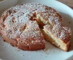 Rezept Schnell gerührter Apfelkuchen für eine Springform mit 20cm Durchmesser von Bianca2011 - Rezept der Kategorie Backen süß