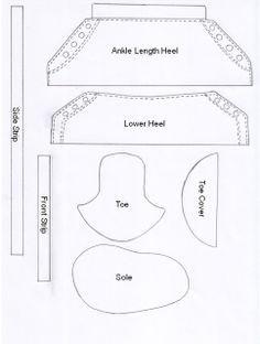 Deborah Hwang Cakes: How to make fondant baby converse shoes
