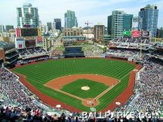 Petco Park to see Phillies vs. Padres in April! :)