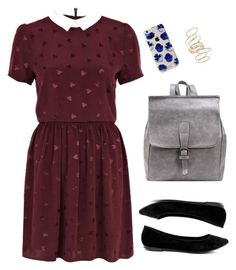 """""""15.11"""" by lorena117 ❤ liked on Polyvore featuring River Island, Breckelle's, Sonix and BP."""