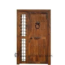 Resultado de imagen para puertas principal rustica