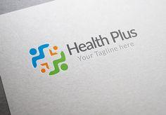 Family Health Plus Logo Template by Shahjhan on @creativemarket