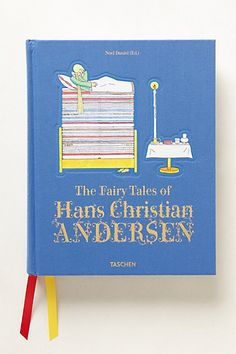 The Fairy Tales Of Hans Christian Andersen - anthropologie.com