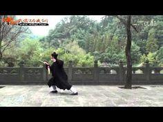 Wudang Temple Tai Chi Sword 钟云龙道长武当太极剑 - #TaiChi #Taijiquan