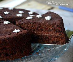 Torta pan di stelle al cacao e crema al cioccolato