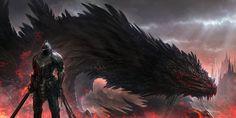 Dragon Lord by JonasDeRo.deviantart.com on @deviantART