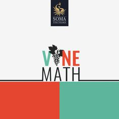 Did you know how many bottles of #wine can be produced on a 1 Acre of land? Find out the answer here! #VineMath #Vineyard