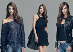 Evening Heat collection by #Fornarina - ss14
