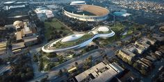 lucas-museum-of-narrative-art-los-angeles-san-francisco-mad-architects-designboom-02