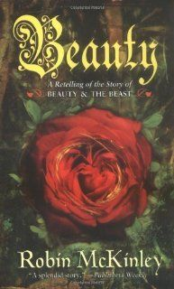 Beauty by Robin McKinley Robin McKinley loves to do twists on Beauty & the Beast. :) They're always good and interesting!