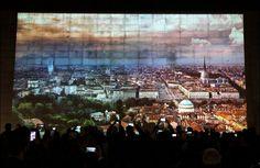 #MosaicoTorino (courtesy: Comune di Torino)