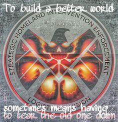 A better world #Marvel #MarvelUniverse #Avengers #AvengersAgeofUltron #GuardiansoftheGalaxy #Ultron #AgeofUltron #IronMan #Hulk #CaptainAmerica #Thor #BlackWidow #Hawkeye #ScarletWitch #Quicksilver #Vision #Antman #Comics #MarvelComics #Fandom #Like #Followme #Ronan #Rocket #StarLord #Gamora #Drax #Groot