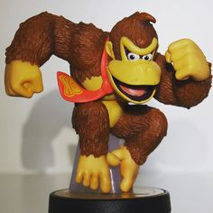 #DonkeyKong: #Bananaaa Checkt meinen YT-Kanal:https://goo.gl/ki9uZz #Amiibo #SmashBros #Wii #WiiU #DKC