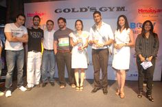 The final round was held on 14th May and was judged by popular stars – Sohail Khan, Ashmit Patel, Aditi Govitrikar, Rohit Dandekar –Director Gold's Gym Goregaon East and Istayak Ansari – Chief Operating Officer Gold's Gym India.  May 2011  At Gold's Gym Bandra